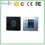 12V LED Noten-Schalter-Ausgangs-Taste für Gatter-Zugriffssteuerung-System