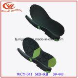 Материальные сандалии сопротивления Outsole Abbrassion Rb ЕВА единственные