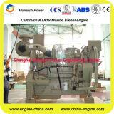 Motor diesel marina de Cummins para el barco (KTA19M)