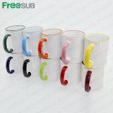 Кружка цветастой пустой сублимации Freesub керамическая