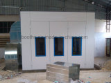 Boa qualidade Spray Booth Heat Lamp Spray Booth Doors