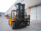 7 дизель Forklift с Hose Reel и Fork Positioner
