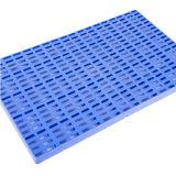 Haltbare Nr. 1 Plastikladeplatten-2wegplastiktellersegment des Rodman-