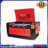 Non tagliatrice di legno di vetro di cuoio chiusa metallo dell'incisione del laser dell'acrilico