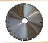 El diamante de la alta calidad 350m m vio las láminas para el corte del granito