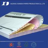 Tamaño A4 de papel continuo ordenador con OEM Impresión