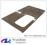 Естественный Polished гранит, мрамор, Countertop кварца для кухни