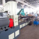 PE di 200-300kg/H pp che ricicla la riga di pelletizzazione con Aggromerator
