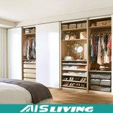 Mobília conveniente & elegante do quarto construída no Wardrobe (AIS-W011)