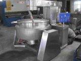 Caldaia rivestita automatica di prezzi di fabbrica per l'alimento di industria alimentare che cucina e che mescola POT