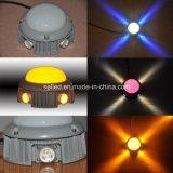 luz decorativa ao ar livre do ponto do diodo emissor de luz 7W