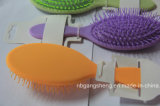 Meldung Hairbrush Colorful Hair Brush mit Curving pp. Pins