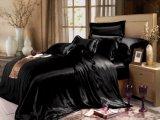 Taihuの雪の絹の最も贅沢で柔らかく快適でスムーズで自然な100%年のクワ絹の寝具セット