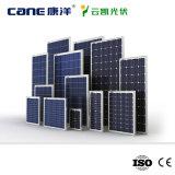 18.6% Painéis solares polis de baterias solares da eficiência com ISO do CE