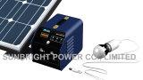 고품질 소형 태양 전지 시스템 ES 1207