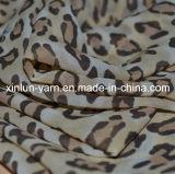 O favorito indiano plissou a tela Chiffon para o vestido do verão