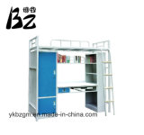 Het dubbele Bed van de Student van de Kinderen van het Metaal Volwassen (BZ-0144)