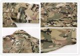 7-Colors que caça rapidamente o vestuário tático das calças das camisas do combate removível seco