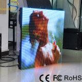 Indicador de diodo emissor de luz ao ar livre da cor cheia da alta qualidade P6.67 SMD para a plaza