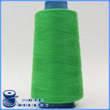 Filato cucirino Assorted del poliestere puro 40s/2 di colori 100%
