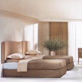 素晴らしいアフリカ様式のホテルの寝室の家具はセットした(EMT-B0904)