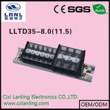 Блоки рельса Lltd20 Ws DIN терминальные