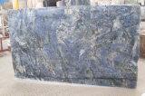 Azul azul de Brasil Baía Azul Baía Azul das lajes de pedra por atacado