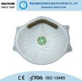 Máscara de poeira do respirador filtrado