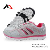 De Sporten die van de Schoenen van het Comfort van sporten Loopschoenen voor Mensen (ak616-1) lopen