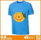 T-shirt à séchage rapide de mode de l'impression des hommes