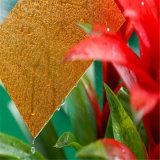 UV Coated крытый выбитый украшением лист поликарбоната