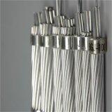 Línea de tierra de arriba alambre de acero revestido de aluminio Acs del filamento