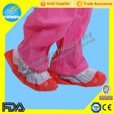 Panneau jetable de chaussure, panneaux non-tissés antidérapage de chaussure