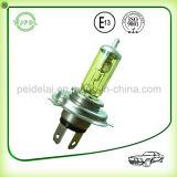 12В или 24В H4 Золотой галогенные освещения с Schott Glass