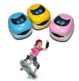 Punta delle dita Pulse Oximeter di Approved Color OLED del Ce per Children (50QB) - Fanny