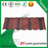 Colorful foglio di pietra di alluminio acciaio ondulato coperture metalliche rivestito Tegola in vendita