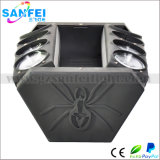 LED Spider Light 8PCS 10W LED Beam Moving Head Light