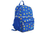 Blue Kid Student Backpack Sac Guzhi Nylon Girls School