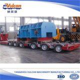 Wellen-niedriges Bett-modularer halb Schlussteil des Lieferantspecial-6 für schweren Geräten-Transport