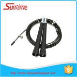 Corde de saut chaude de câble de vitesse de vente, corde de saut, corde de saut à grande vitesse réglable, corde de saut de Crossfit