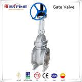 Válvula de porta de aço forjada da conexão da flange