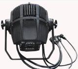 54PCS RGBW DMX impermeabilizan la luz al aire libre de la IGUALDAD LED