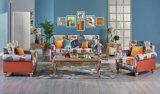 2016組の熱い販売の家具の居間のソファーセット