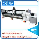 Máquina de gravura de vidro automática do CNC