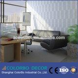 Placas materiais do MDF do painel de parede interior de Eco