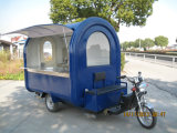 Chariots de restauration rapide mobiles Tricycle Scooter (SHJ-E360)