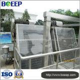Edelstahl-materieller mechanischer feiner Stab-Bildschirm in der Abwasserbehandlung-Pflanze