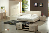 Chinesisches Schlafzimmer Furniture in Queen Bed Frame (915)