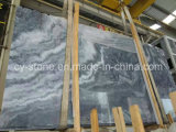 壁および床タイルのための中国の想像の灰色の大理石