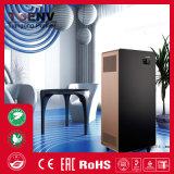Домашний уборщик воздуха показывая генератор j кислорода качества воздуха